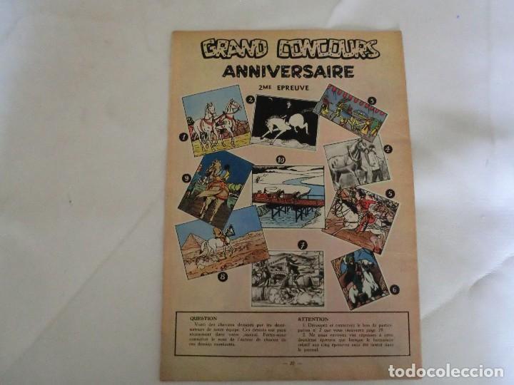 Cómics: TINTIN LE JOURNAL DE JEUNES DE 7 A 77 ANS.6º année 1951 Nº 41.ED.BELGA - Foto 2 - 125386831