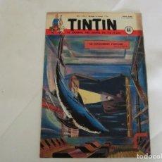 Cómics: TINTIN LE JOURNAL DE JEUNES DE 7 A 77 ANS. 6º ANNÉE 1951 Nº 44 .ED.BELGA. Lote 125676303