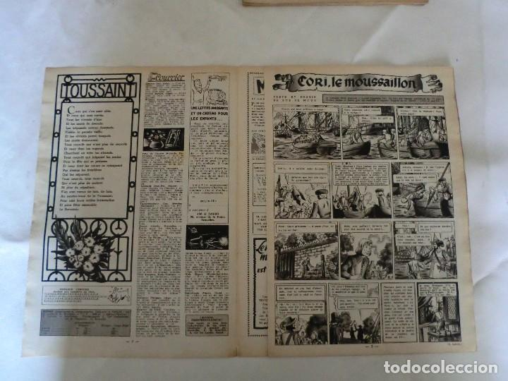Cómics: TINTIN LE JOURNAL DE JEUNES DE 7 A 77 ANS. 6º année 1951 Nº 44 .ED.BELGA - Foto 3 - 125676303