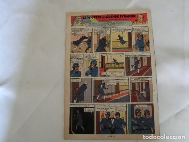 Cómics: TINTIN LE JOURNAL DE JEUNES DE 7 A 77 ANS 6º année 1951 Nº 50.ED.BELGA - Foto 2 - 125678211