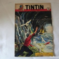 Cómics: TINTIN LE JOURNAL CHAQUE JEUDI. 5º ANNÉE 1950 Nº18 .ED.BELGA. Lote 126852131