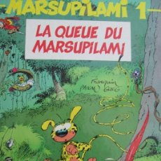 Cómics: MARSUPILAMI-1-LA QUEUE DU MARSUPILAMI-- FRANQUIN. Lote 127767935