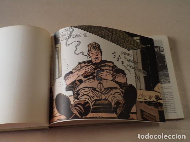 Cómics: SCORPIONI DEL DESERTO Nº 2 - HUGO PRATT - 1ª EDICIÓN ITALIANA Nº 1963/5000 - AÑO 1976 - Foto 2 - 128354323