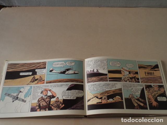 Cómics: SCORPIONI DEL DESERTO Nº 2 - HUGO PRATT - 1ª EDICIÓN ITALIANA Nº 1963/5000 - AÑO 1976 - Foto 5 - 128354323
