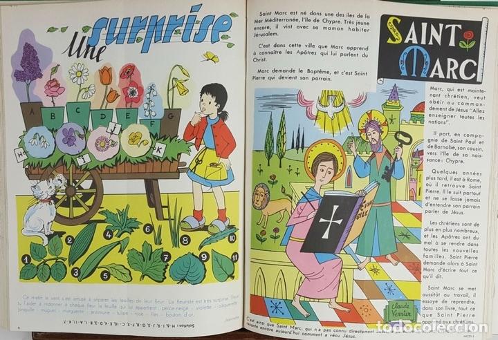 Cómics: PERLIN ET PINPIN. COLECCION DE 50 NÚMEROS. EDIT. COEURS VAILLANTS. 1962/1963. - Foto 3 - 128513303