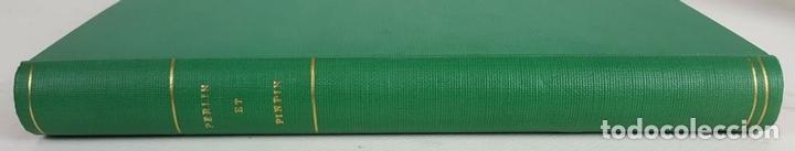 Cómics: PERLIN ET PINPIN. COLECCION DE 50 NÚMEROS. EDIT. COEURS VAILLANTS. 1962/1963. - Foto 6 - 128513303