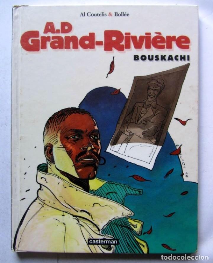 Cómics: A.D GRAND-RIVIÈRE TOMES 1, 2, 3, 4 CASTERMAN. VER TÍTULOS EN FOTOS. - Foto 2 - 128575699