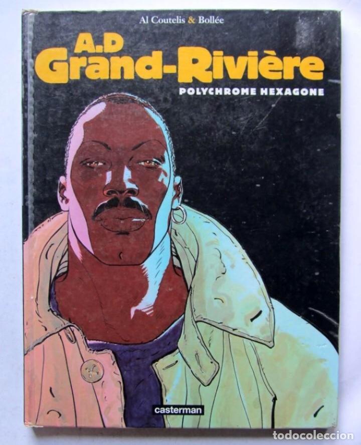 Cómics: A.D GRAND-RIVIÈRE TOMES 1, 2, 3, 4 CASTERMAN. VER TÍTULOS EN FOTOS. - Foto 3 - 128575699