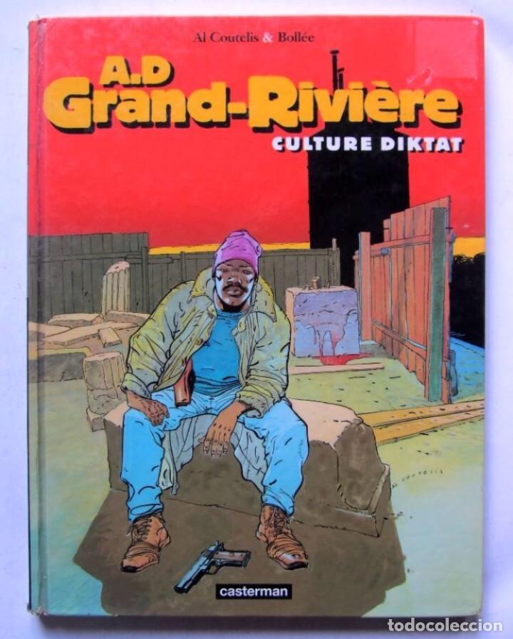 Cómics: A.D GRAND-RIVIÈRE TOMES 1, 2, 3, 4 CASTERMAN. VER TÍTULOS EN FOTOS. - Foto 4 - 128575699
