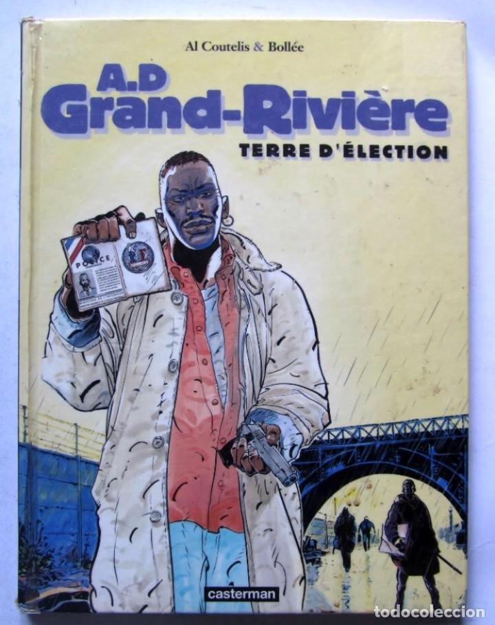 Cómics: A.D GRAND-RIVIÈRE TOMES 1, 2, 3, 4 CASTERMAN. VER TÍTULOS EN FOTOS. - Foto 5 - 128575699