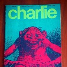 Cómics: CHARLIE MENSUEL 61. Lote 128768759
