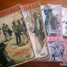 Cómics: EL SHERIFF KENDALL DE ARTURO DEL CASTILLO.. Lote 128771551