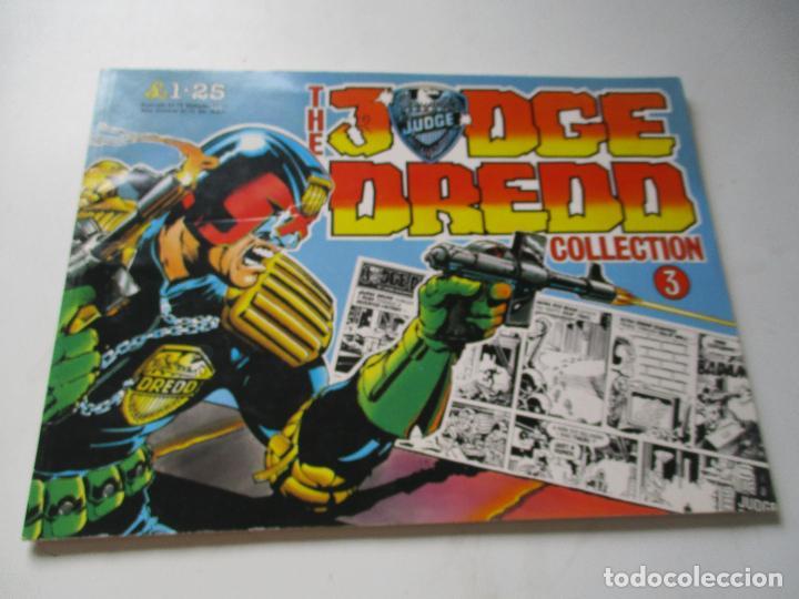 THE JUDGE DREDD.- COLLECTION 3- 1987 (Tebeos y Comics - Comics Lengua Extranjera - Comics Europeos)