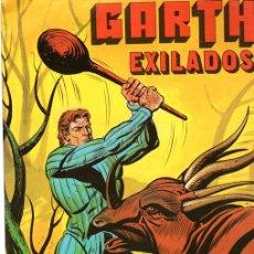 Cómics: GARTH. EXILADOS. Nº 4. COLECÇÃO COMIX. PORTUGAL PRESS, 1976. PORTUGUES. Lote 130405071