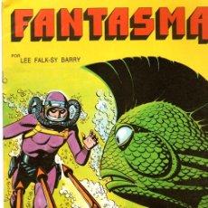 Cómics: FANTASMA POR LEE FALK-SY BARRY. O DEUS DO MAR. Nº 2. COLECÇÃO COMIX. PORTUGAL PRESS, 1976. PORTUGUES. Lote 130405386