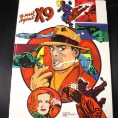 Cómics: SECRET AGENT X-9. MEL GRAFF. 1950-1952. EDIZIONI CAMILLO CONTI, 1977. N. 110. ITALIANO. Lote 131167772