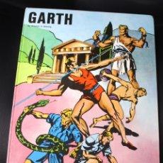 Cómics: GARTH BY STEPHEN P. DOWLING. 3. EDIZIONI CAMILLO CONTI. AÑO 1977. SERIE GARTH N. 128. ITALIANO. Lote 131168191