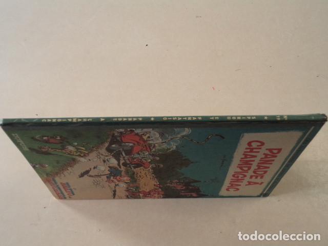 Cómics: PANADE À CHAMPIGNAC - SPIROU ET FANTASIO Nº 19 - AÑO 1969 - FRANQUIN - Foto 7 - 132009486