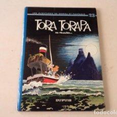Cómics: TORA TORAPA - SPIROU ET FANTASIO Nº 23 - AÑO 1973 - FOURNIER. Lote 132011102
