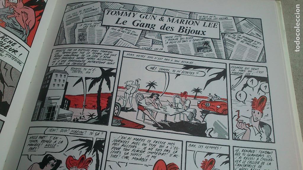 Cómics: LES AVENTURES DE TOMMY GUN & MARION LEE - PJOTR & MEYNEN - MAGIC STRIP - 1983 - BÉLGICA - NUEVO - Foto 4 - 132024482
