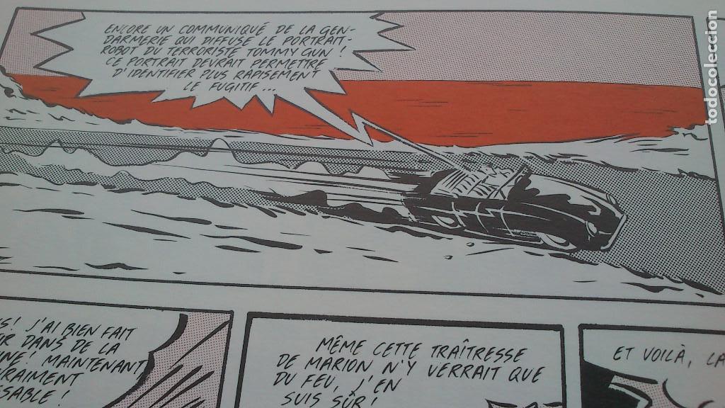 Cómics: LES AVENTURES DE TOMMY GUN & MARION LEE - PJOTR & MEYNEN - MAGIC STRIP - 1983 - BÉLGICA - NUEVO - Foto 6 - 132024482