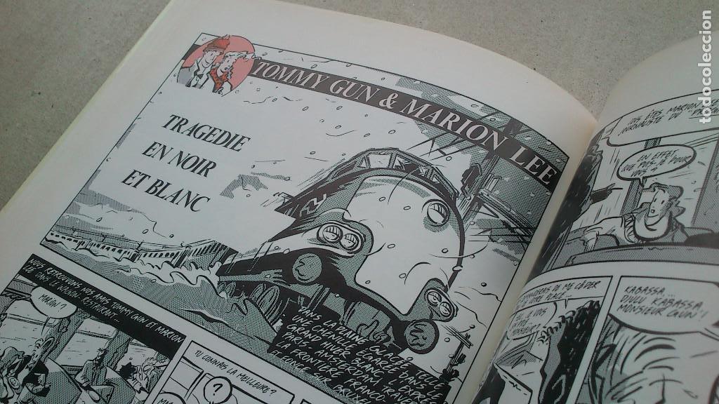 Cómics: LES AVENTURES DE TOMMY GUN & MARION LEE - PJOTR & MEYNEN - MAGIC STRIP - 1983 - BÉLGICA - NUEVO - Foto 7 - 132024482