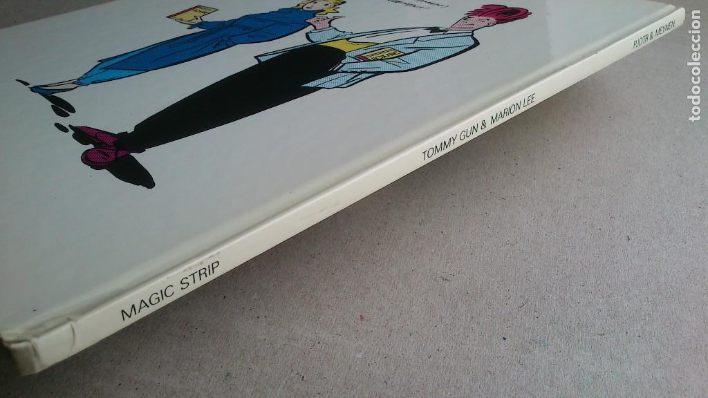 Cómics: LES AVENTURES DE TOMMY GUN & MARION LEE - PJOTR & MEYNEN - MAGIC STRIP - 1983 - BÉLGICA - NUEVO - Foto 10 - 132024482