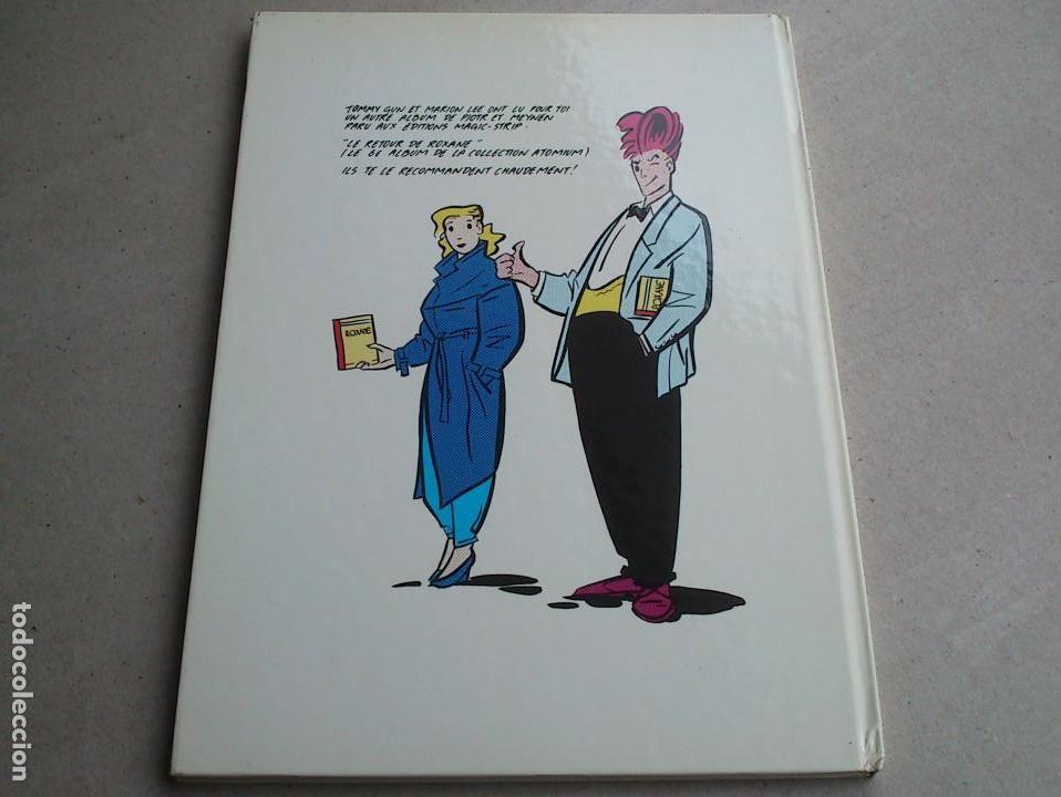Cómics: LES AVENTURES DE TOMMY GUN & MARION LEE - PJOTR & MEYNEN - MAGIC STRIP - 1983 - BÉLGICA - NUEVO - Foto 12 - 132024482