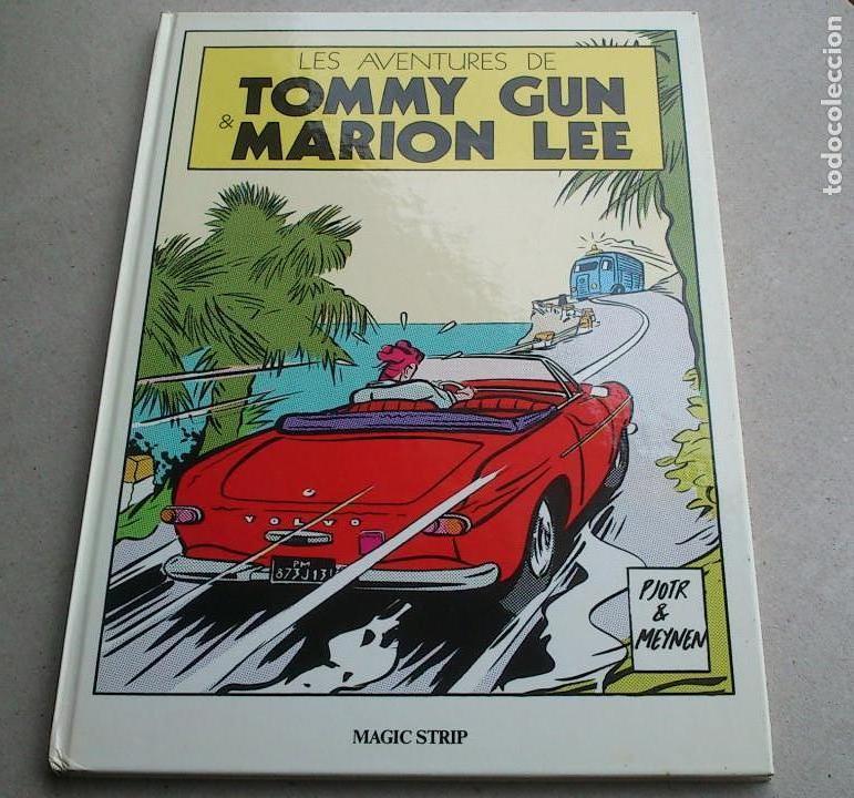 LES AVENTURES DE TOMMY GUN & MARION LEE - PJOTR & MEYNEN - MAGIC STRIP - 1983 - BÉLGICA - NUEVO (Tebeos y Comics - Comics Lengua Extranjera - Comics Europeos)