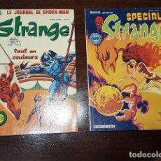 Cómics: STRANGE - LE JOURNAL DE SPIDER-MAN EDICION FRANCESA DE LOS COMICS MARVEL STRANGE 115 - JULIO 1979. Lote 132070414