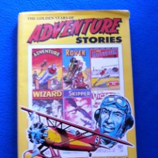 Cómics: THE GOLDEN YEARS OF ADVENTURE STORIES - DC THOMSON, 1991. Lote 132508134