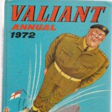 Cómics: VALIANT. ANNUAL 1972. UN TOMO. INGLÉS.(RF.MA)B/27. Lote 134064250