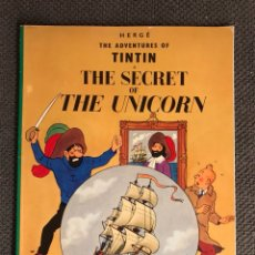 Cómics: TINTÍN.NO.6 THE ADVENTURES OF TINTÍN. THE SECRET OF THE URNICON.. Lote 134115147