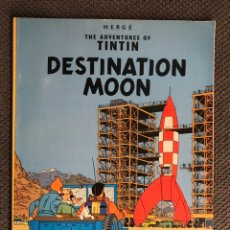 Cómics: TINTÍN.NO.12 THE ADVENTURES OF TINTÍN. DESTINATION MOON. Lote 134115641