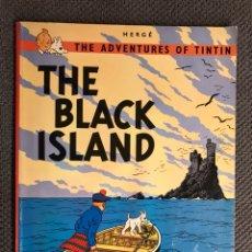 Cómics: TINTÍN.NO.15 THE ADVENTURES OF TINTÍN. THE BKACK ISLAND .. Lote 134116206