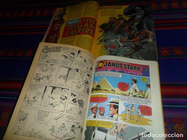 Cómics: VALIANT ANNUAL 1973 FLEETWAY HERMANOS WILD MYTEK ZARPA ACERO, VULCAN HOLIDAY SPECIAL IMPERIO TRIGAN. - Foto 4 - 134297694