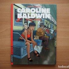 Cómics: CAROLINE BALDWIN - ROUGE PISCINE - ANDRÉ TAYMANS - CASTERMAN - EN FRANCÉS. Lote 135503810