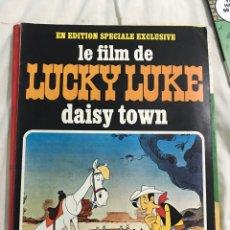 Cómics: LE FILM DE LUCKY LUKE DAISY TOWN GOSCINNY MORRIS. Lote 135623570