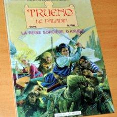 Cómics: EL CAPITÁN TRUENO EN FRANCÉS - TAPA DURA - VICTOR MORA Y JOHN M. BURNS - EDICIÓN FRANCIA. Lote 135763586