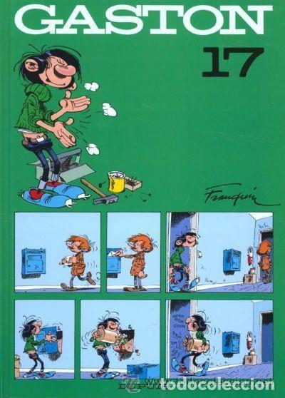 GASTON 17 EDITION SPECIALES 40 ANNIVERSAIRE – ANDRE FRANQUIN (Tebeos y Comics - Comics Lengua Extranjera - Comics Europeos)