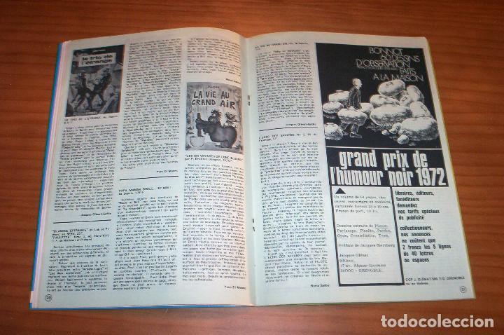 Cómics: SCHTROUMPF - LES CAHIERS DE LA BANDE DESSINÉE - NÚMERO 13 - AÑO 1973 - MUY BUEN ESTADO - Foto 6 - 136642018
