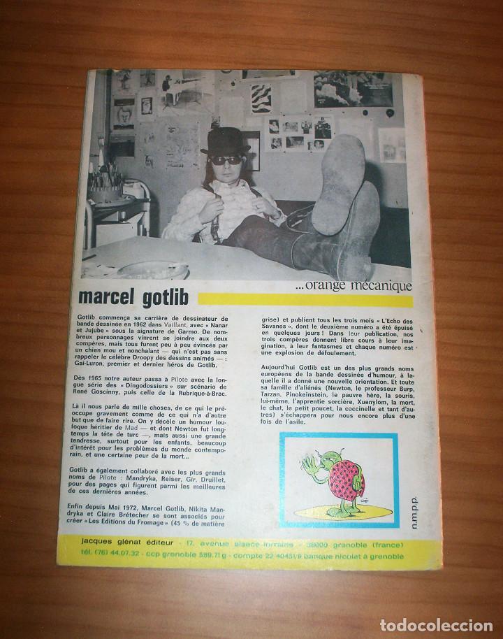 Cómics: SCHTROUMPF - LES CAHIERS DE LA BANDE DESSINÉE - NÚMERO 13 - AÑO 1973 - MUY BUEN ESTADO - Foto 10 - 136642018