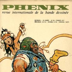 Comics : PHENIX-36 (DARGAUD, 1974). Lote 137296642