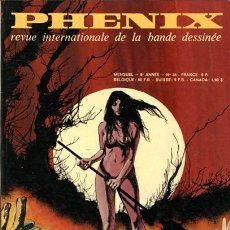 Comics : PHENIX-34 (DARGAUD, 1973). Lote 137296850