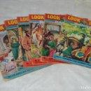 Cómics: LOTE DE 6 COMIC - LOOK AND LEARN - VINTAGE - AÑOS 60 - 292, 294, 297, 302, 304 Y 309 - ENVÍO 24H. Lote 139294994