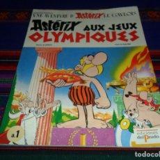Cómics: ASTÉRIX AUX JEUX OLYMPIQUES CON GLOSARIO Nº 1. ED. DEL PRADO. REGALO ASTERIX IN SPANIEN, EN HISPANIA. Lote 47469930