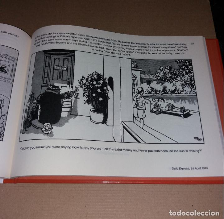 Cómics: Comic/Tebeo. Giles the collection 2017, Carl Giles. Muy buen estado (casi nuevo) - Foto 5 - 140035126