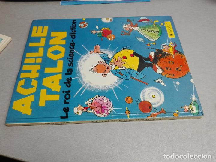 Cómics: ACHILLE TALON / GREG / LOTE DE 9 TOMOS / DARGAUD EDITEUR - EN FRANCÉS - Foto 3 - 140699914