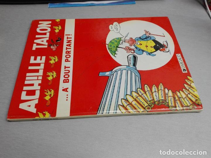 Cómics: ACHILLE TALON / GREG / LOTE DE 9 TOMOS / DARGAUD EDITEUR - EN FRANCÉS - Foto 4 - 140699914