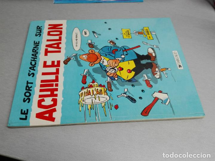 Cómics: ACHILLE TALON / GREG / LOTE DE 9 TOMOS / DARGAUD EDITEUR - EN FRANCÉS - Foto 7 - 140699914